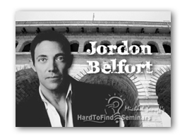 Jordan Belfort Interview