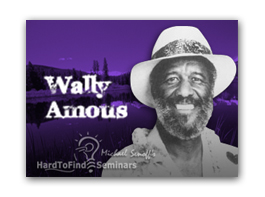 Wally Amos Interview